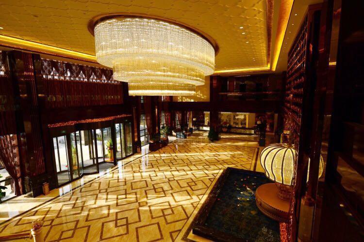 奥毅工程案例 | 英皇国际酒店