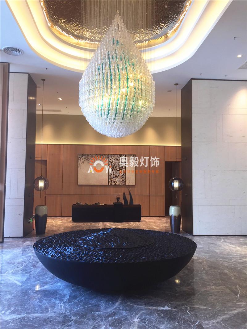 奥毅工程案例 | 中山市G105(城南五路)5号福晟天地售楼部