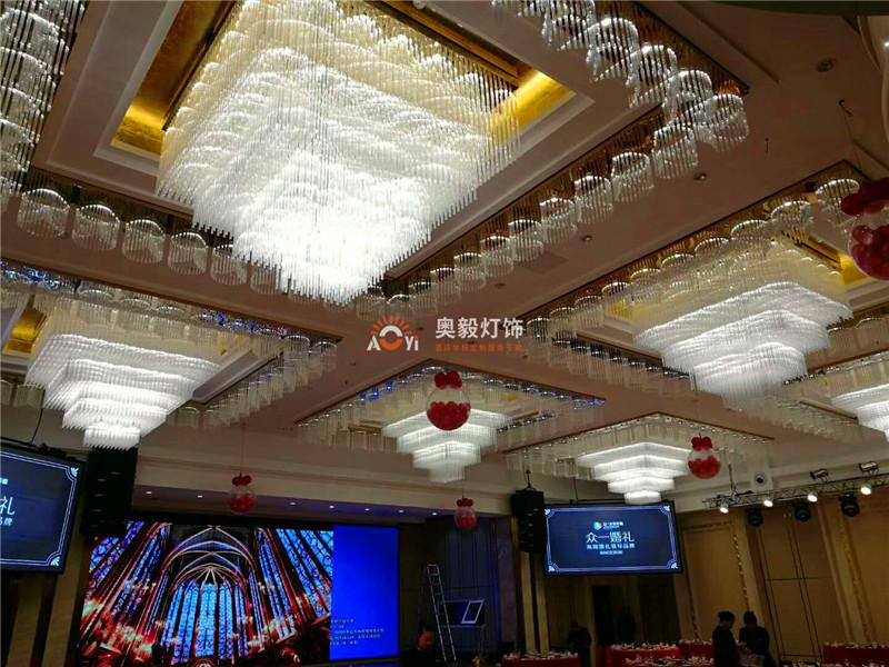 奥毅工程案例 | 河北宣化世纪王朝KTV