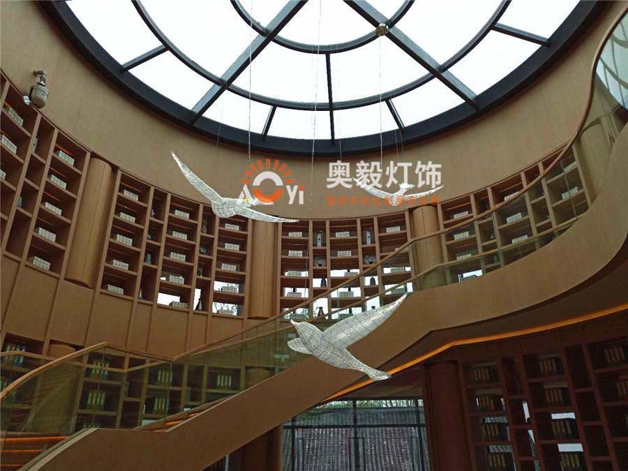 奥毅工程案例   重庆龙湖书香院