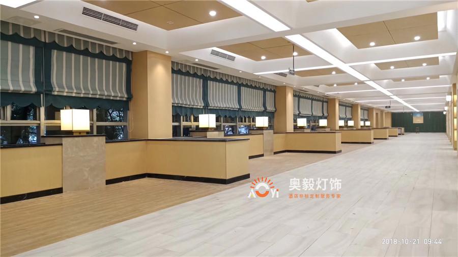 奥毅工程案例 | 重庆某办公书院项目