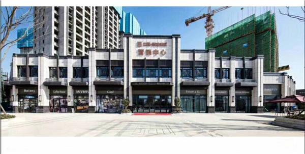 奥毅工程案例 | 湖北武汉中建房地产东湖锦城