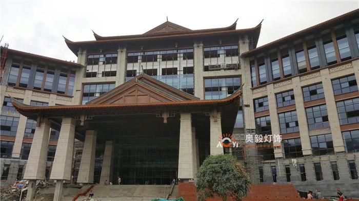 奥毅工程案例 | 贵州铜仁沿河酒店