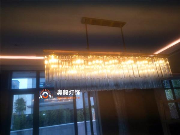 奥毅工程案例 | 广州增城复式楼别墅