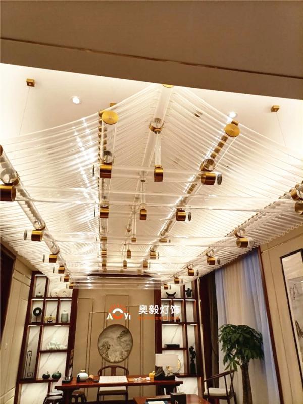 奥毅工程案例   四川达州某餐厅项目